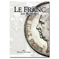 Photo de la couverture de : Stéphane Desrousseaux, Michel Prieur, Laurent Schmitt; 2014. Le Franc (10th edition). Les Chevau-légers, Paris, France.