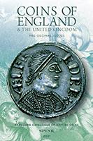 Photo de la couverture de : Emma Howard (editor); 2021. Coins of England & the United Kingdom : Pre-Decimal Issues (56th edition). Spink & Son, London, United Kingdom.