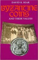 Photo de la couverture de : David R. Sear, Simon Bendall, Michael Dennis O'Hara; 2006. Byzantine coins and their values (2nd edition). Seaby, London, United Kingdom.