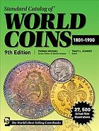 Photo de la couverture de : Tracy L. Schmidt (editor); 2019. Standard Catalog of World Coins / 1801-1900 (9th edition). Krause Publications, Stevens Point, Wisconsin, USA.