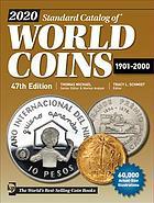 Photo de la couverture de : Tracy L. Schmidt (editor); 2019. Standard Catalog of World Coins / 1901-2000 (47th edition). Krause Publications, Stevens Point, Wisconsin, USA.