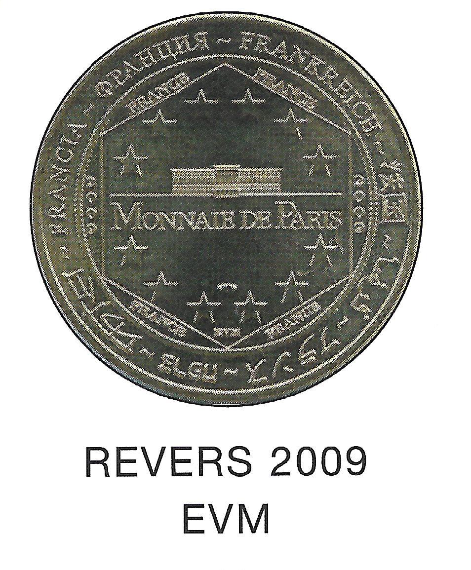 monnaie de paris 2009