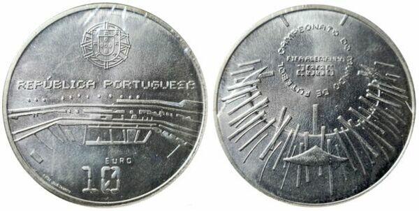 10 euros coupe du monde fifa 2006 argent 500 portugal numista - France portugal coupe du monde 2006 ...
