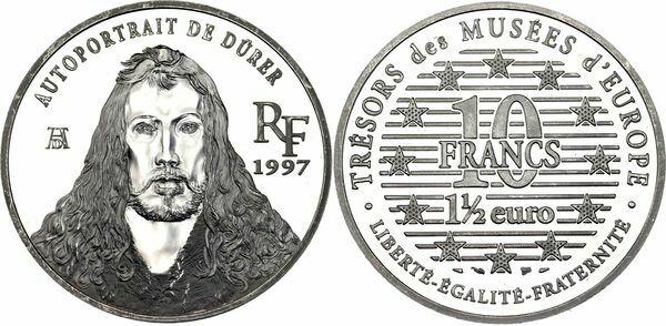 echanger francs francais en euro