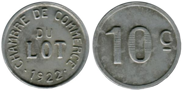 10 centimes chambre de commerce lot 46 france for Chambre de commerce en anglais