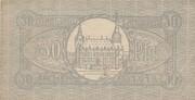 50 Pfennig (Aachen, Stadt- und Landkreis) – revers