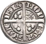 1 Sterling - Ludwig IV. der Bayer – revers