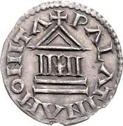 1 Denar - Lothar I – avers
