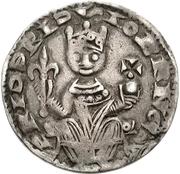 1 Pfennig - Frederick I. Barbarossa – avers