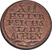 12 heller -  revers