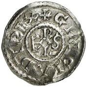 1 Denier - Charles II le Chauve – avers