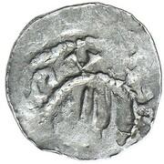 1 Denar -  Heinrich III – revers