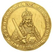 5 Ducats - Charlemagne – avers