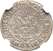 1 marck Francis I – revers