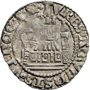1 Großpfennig - Heinrich VII. von Luxemburg – revers