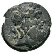 Phrygia AE 20 (150 BC) – avers