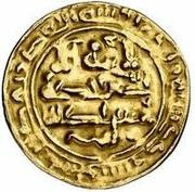 Dinar - al-Muti'  – avers
