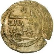 Dinar - al-Mustadi  – revers