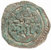 Pashiz / Fals - Shurayk (Arab-Sasanian) – revers