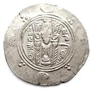 ½ Drachm - Sulayman (Abbasid Governors of Tabaristan - Arab-Sasanian) – revers