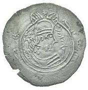 Drachm - Bakkar (Eastern Sistan - Arab-Sasanian) – avers