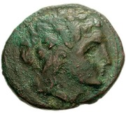 Bronze Æ22 - Alexander – avers