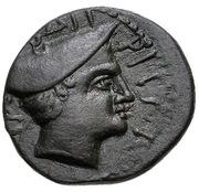 Dichalkon - Dionysas – avers