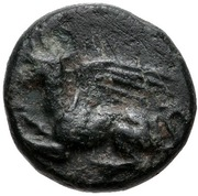 Bronze Æ10 - Doro- – avers