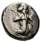 Siglos - Darius I / Artaxerxes II - 522-358 BC (THE ROYAL COINAGE - 3rd type) – avers