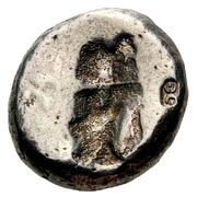 Siglos - Darius I / Artaxerxes II - 522-358 BC (THE ROYAL COINAGE - 3rd type) – revers