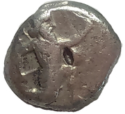 Siglos - Artaxerxes II / Darius III - 405-330 BC (THE ROYAL COINAGE - 4th type C - late) – avers
