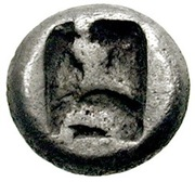 ¼ Siglos - Artaxerxes II / Darius III - 405-330BC (THE ROYAL COINAGE - 4th type C) – revers