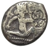 Siglos - Artaxerxes I / Darius II - 465-405 BC (THE ROYAL COINAGE - 4th type A - early) – avers