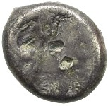 Siglos - Artaxerxes I / Darius II (THE ROYAL COINAGE - 4th type A - early) – revers