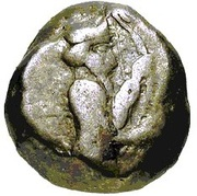 Siglos - Darius I (THE ROYAL COINAGE - 1st type) – avers