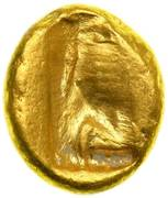 Daric - Darius I / Artaxerxes II - 522-358 BC (THE ROYAL COINAGE - 3rd type) – revers