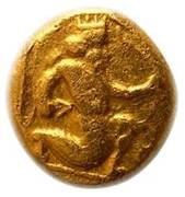 Daric - Artaxerxes I / Darius III - 465-330 BC (THE ROYAL COINAGE - 4th type) – avers