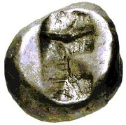 Siglos - Darius I - 522-486 BC (THE ROYAL COINAGE - 1st type) – revers