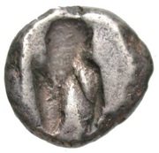 Siglos - Artaxerxes I / Artaxerxes II - 465-358 BC (THE ROYAL COINAGE - 3rd type B - late) – revers