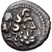 Hemidrachm (Patrai) – avers