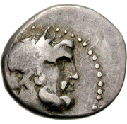 Hemidrachm (Phenaios) – avers
