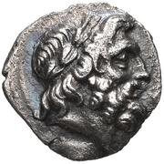 Hemidrachm (Epidauros) – avers