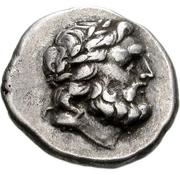 Hemidrachm (Sikyon) – avers