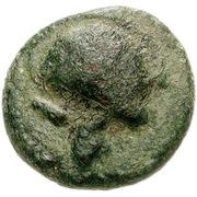 Bronze Æ15 (Achaion) – avers