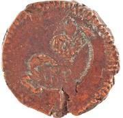 5 réis (3 réis - Maria II; Inde Portugaise) - Luís I – avers