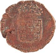 5 réis (3 réis - Maria II; Inde Portugaise) - Luís I – revers