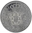 5 réis - Charles I (Essai) – avers