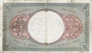 20000 Reis (20 Mil Reis) – revers