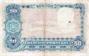 50000 Reis (50 Mil Reis) – revers