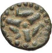 Bronze Æ12 (Adada) – revers